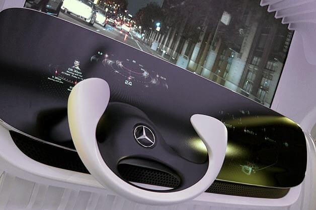 Mercedes-Benz Dice concept
