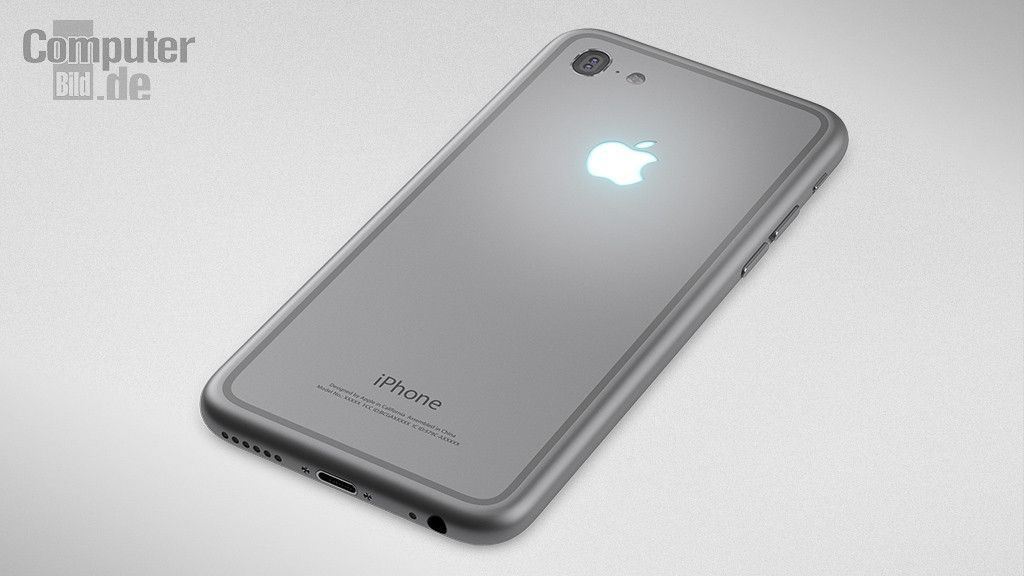Apple iphone 7 design