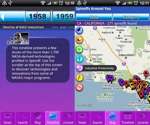 NASA appli spinoff