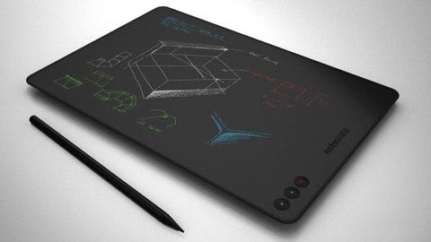 NoteSlate - tablette de prise de notes