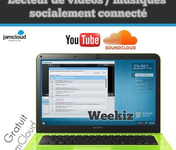 JamCloud-Lecteur-Videos-Musiques