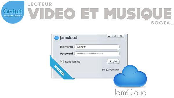 JamCloud-Login