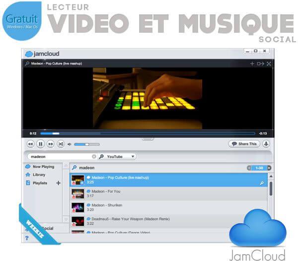 JamCloud-youtube