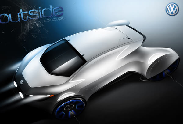 Concept Volfswagen 2012