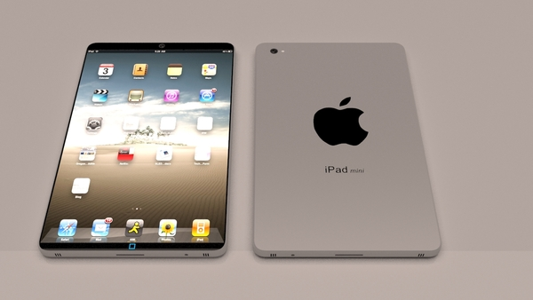 concept tablette Apple iPad mini