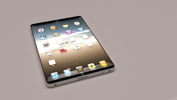 concept tablette tactile