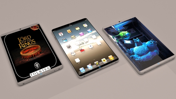 design tablette Apple iPad mini