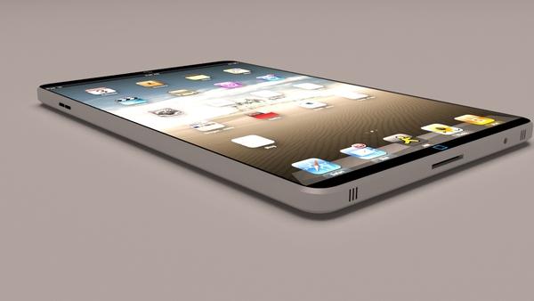 design tablette Apple iPad mini