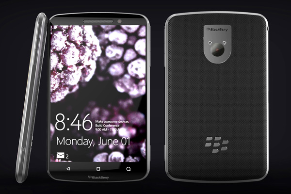 Design blackberry windows 8