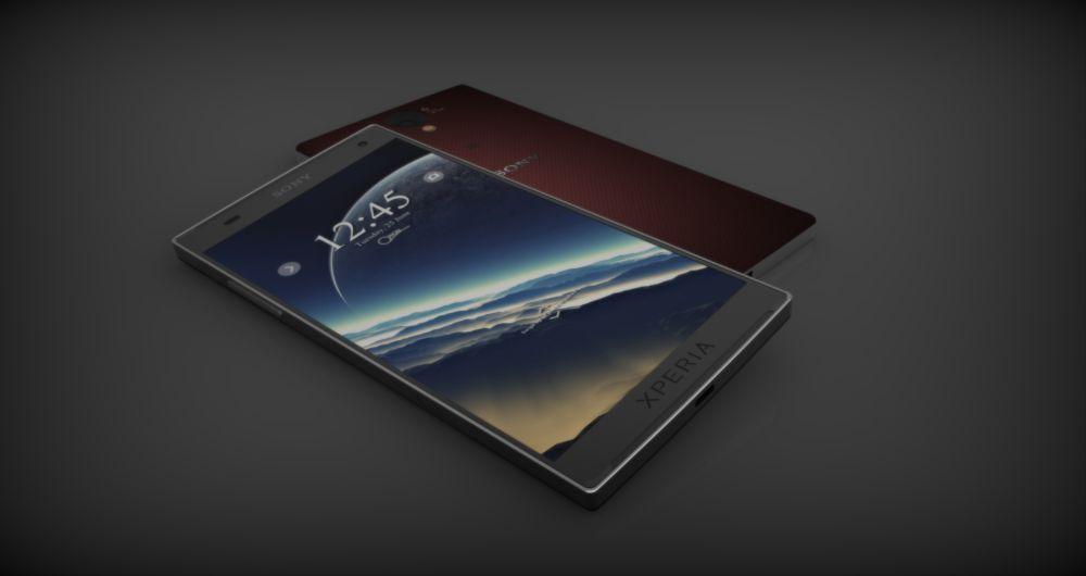 Concept phone xperia