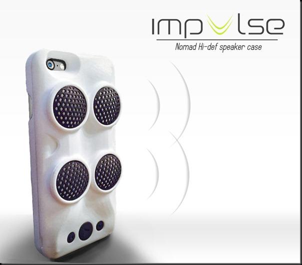 speaker pour iphone