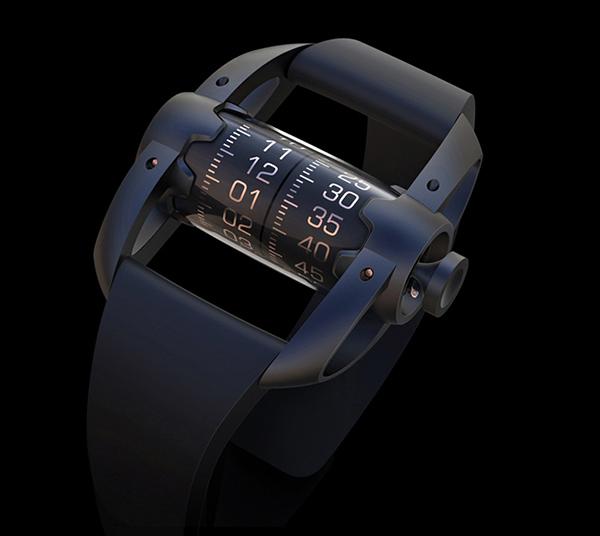 concept de montre design