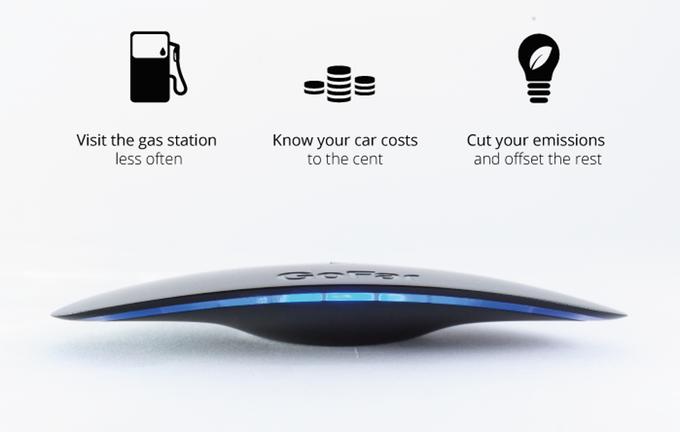 GoFar optimisateur pour voiture