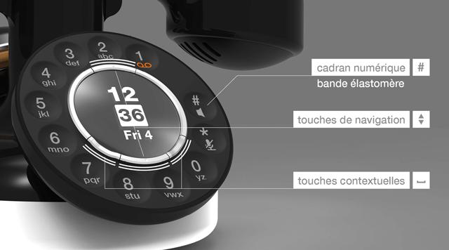 Design retro et technologie d'aujourd'hui
