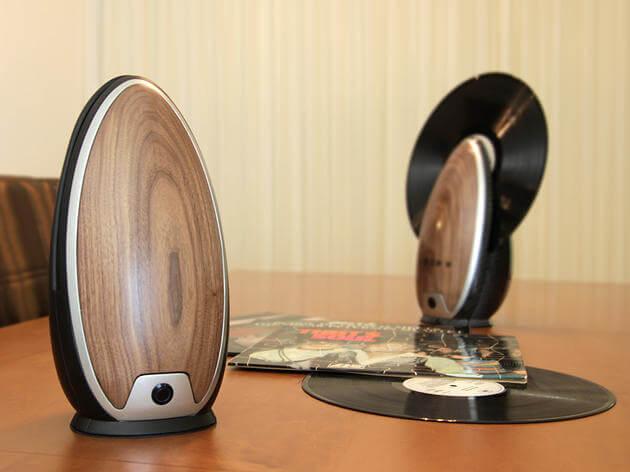 lecteur vinyl design