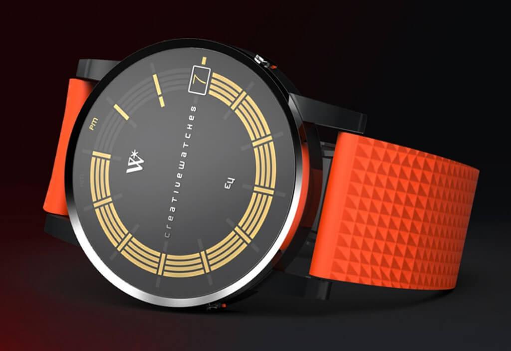 montre design