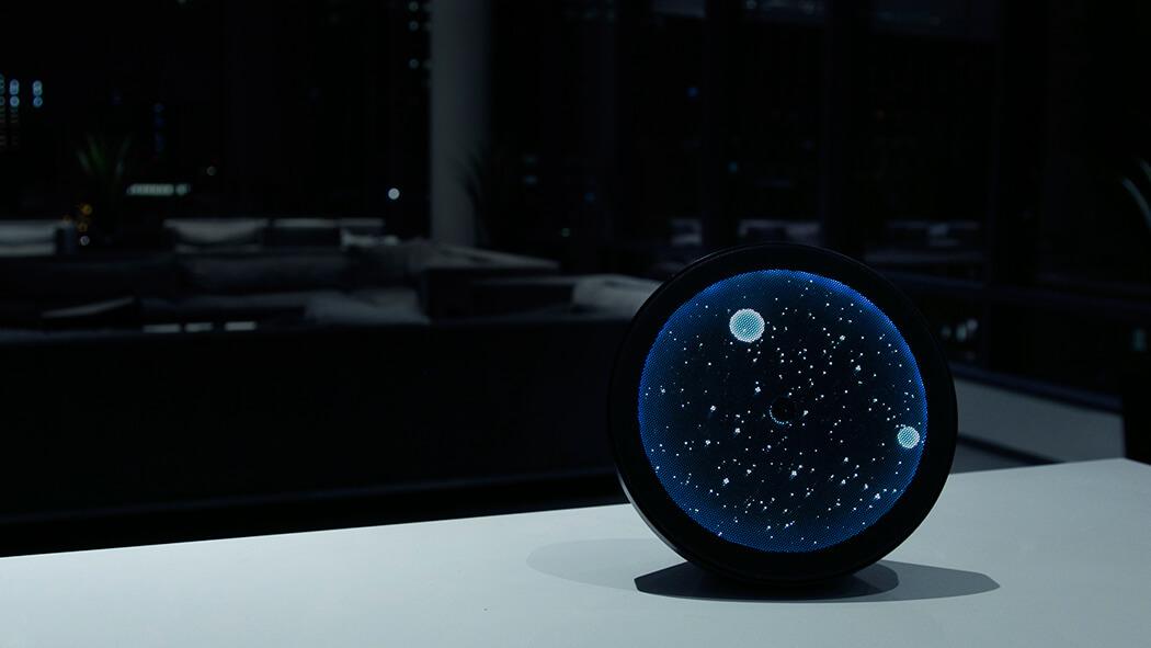 Cosmos, l'horloge bluetooth