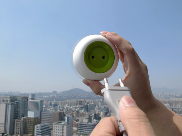 chargeur transportable solaire