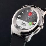 Zetime, montre design, aiguille mecanique et connectée